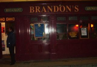 Brandon's Bar in Ennis
