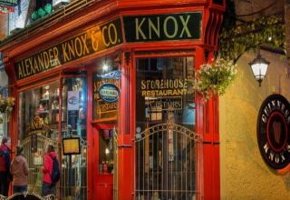 Knox Pub in Ennis